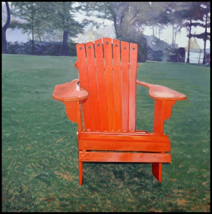 3.Sandy's Chair